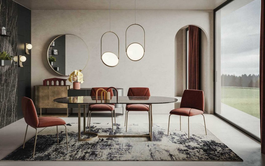 Mobilier by Ronda Design